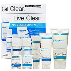 This is great skincare!! They have everything from anti-aging skincare to acne skincare and everything in between!