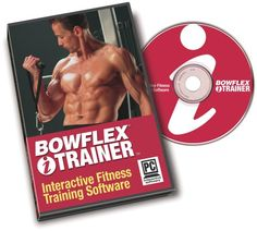 Bowflex® i-Trainer Fitness Software, Bowflex i-Trainer Fitness Software... fully customizable workout software! Now you can have your own personal trainer 24 / 7 in your home with the Bowflex i-Trainer Software. This interactive software..., #Sporting Goods, #Exercise Videos