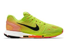 Nike LunarGlide 7 - Chaussure de Running Nike Pas Cher Pour Homme…