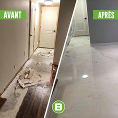 Peel et b/âton dalles de plafond 12/pi/èces 30/cm x 30/cm Installation facile textur/é Panneaux