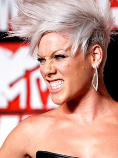 pink- Number one on my bucket list is to see a concert of hers