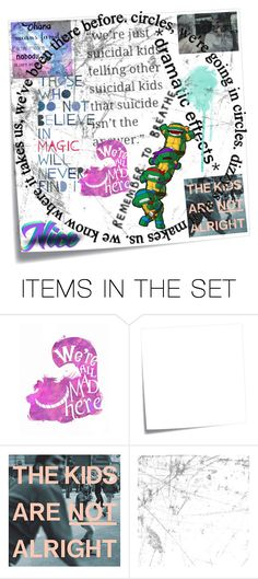 """""""NEW TAG LIST! RTD"""" by nerdy-emo-girl ❤ liked on Polyvore featuring art"""