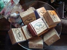 Starting a  soap making business goes far beyond hobby soap making.     You see there's  more to a business than just making produ...