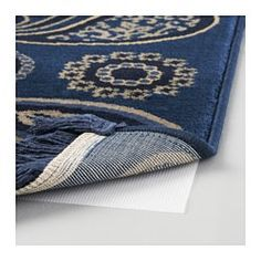 IKEA - VILSUND, Rug, low pile, The dense, thick pile dampens sound and provides a soft surface to walk on.Durable, stain resistant and easy to care for since the rug is made of synthetic fibers.