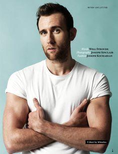 Model: Matthew Lewis (Neville Longbottom on Harry Potter) Photographer: Joseph Sinclair Attitude magazine - June 2015 Issue