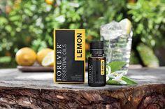 ΦΥΣΗ ΟΜΟΡΦΙΑ & ΥΓΕΙΑ ALOE VERA: Forever™ Essential Oils Lemon FOREVER LIVING