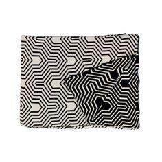 Darzzi Geometric Throw