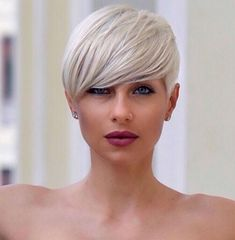 Fannie Wilkens Short Hairstyles - 7
