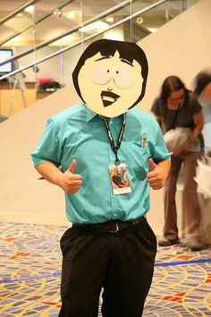 randy marsh stans dad south park dragoncon 2012 - Southpark Halloween Costumes