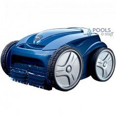 Polaris 9300 Sport Robotic In-Ground Pool Cleaner - The 9300 Sport Robotic Cleaner integrates bold styling, advanced engineering and unmatched intelligence in an in-ground cleaner to save you time, hassle, and dirty hands.