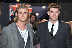 Pop Culture Pop Quiz Crushable Guessing Game Chris Hemsworth or Liam Hemsworth? Thor Cabin in the Woods The Hunger Games Neighbours