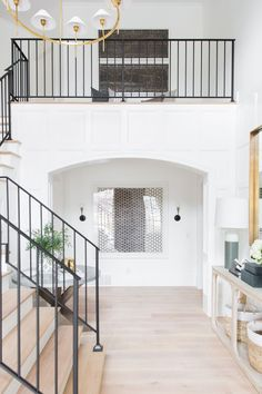 Modern Traditional Home Entryway Transformation | Studio McGee Blog