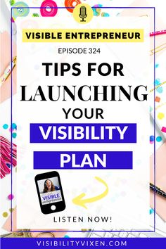 My top tips for launching your visibility plan once you have one started! Need tips for starting your visibility plan? My foolproof tips to get started with a visibility plan and get booked with major brands! How to boost your brand visibility with a visibility plan! #brandvisibility #visibility #branding #publicity #businesstips #entrepreneur #entrepreneurtips #entrepreneurship #onlinebusiness Online Entrepreneur, Business Entrepreneur, Business Marketing, Content Marketing, Business Tips, Online Business, Tips Online, Online Jobs, Online Marketing Strategies