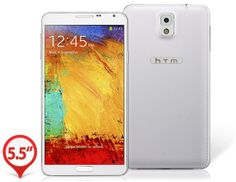 "HTM GALAXY NOTE 3 ANDROID 4.3""  5.5"" AMOLED SCREEN"