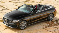 Mercedes-AMG is unveiling the first open-top member of the still young C-Class family in the shape of the new C 43 Cabriolet Just like the C 43 . C Class, Sexy Cars, Mercedes Amg, Vehicles, Car, Vehicle, Tools