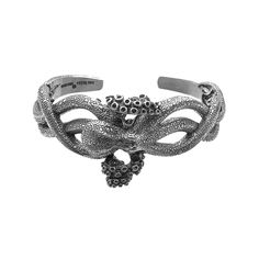 Kabana Octopus Cuff Bracelet in Sterling Silver - i want this so bad.