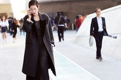 Image of Streetsnaps: Seoul Fashion Week 2015 Spring/Summer Part 1