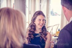 Swanage wedding guest photograph. Photography by one thousand words wedding photographers