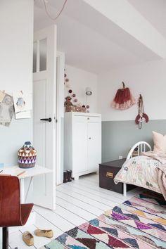 Post über sehr schönes #Mädchenzimmer mit vielen Fotos!