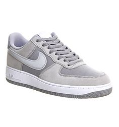 Nike Nike Air Force One (m) Wolf Grey - His trainers