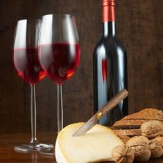 """""""A Little Taste of Italy"""" program about Italian wines and their cheese pairings will be offered Thursday, August 27, 6:30 p.m. Register here: http://www.bernardsvillelibrary.org/program/taste-of-italy/"""