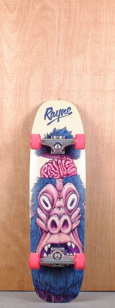 "Rayne 33"" Catalyst Longboard Complete"
