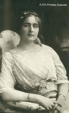 Princess Elisabeth of Romania was the daughter of King Ferdinand & Queen Marie of Romania. Elisabeth was Queen of Greece as the wife of King George II of Greece. Romanian Royal Family, Greek Royal Family, Queen Victoria Crown, Princess Victoria, Queen Sophia, Princess Alexandra, Adele, Queen Victoria Descendants, King George Ii