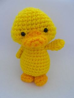 Yellow Duckling by Justyna Kacprzak