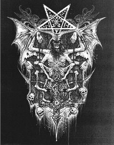 Mark Riddick - Heavy Metal Artwork
