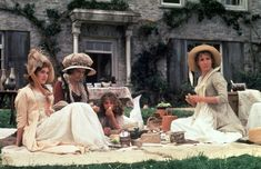Sense and Sensibility - every time it is on, I stop and watch it <3