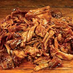 Amazing Pulled Pork (Crock pot)