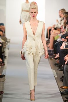 Oscar de la Renta Spring 2013 Ready-to-Wear - Collection - Gallery - Style.com