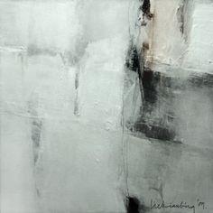 Finding Zen, Acrylic on canvas 80X80cm