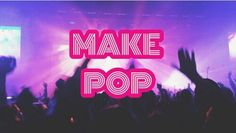 How to make a pop music 1 Pop Charts, Music Charts, Music Production, Electronic Music, Pop Music, Musicals, The Past, Neon Signs, Facts
