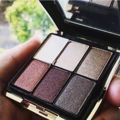 This one....new Fall 2017 eyeshadows by Mary Kay!!