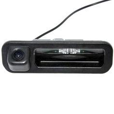 Автоматическое Резервное Копирование Заднего Вида Парковка Комплект CCD Автомобиля Обратный Автомобиль камера Заднего Вида заднего парковочная камера Для Ford Focus 20