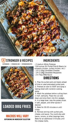 Stronger U - Dieting, reimagined. Cooking Recipes, Healthy Recipes, Protein Recipes, Yummy Recipes, Dinner Recipes, Macro Friendly Recipes, Macro Recipes, Macro Meals, Other Recipes