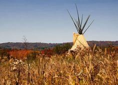 November 5, 2012: Autumn Prairie, photo by Darlene Bushue