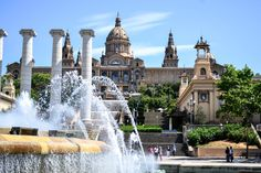 Barcelona - Museo Nacional de Arte de Cataluña