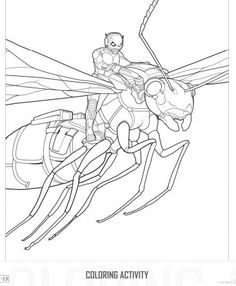 Free Ant Man Mask 17 AntMan Printable Activities AntManEvent Kids Coloring PagesKIDS COLOURINGColoring SheetsAdult ColoringColoring Books Avengers