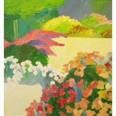 Doyle New York Roger Muhl   French, 1929-2008  Jardin