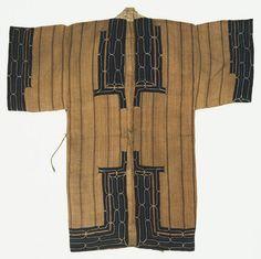 Robe  Ainu  The Philadelphia Museum of Art