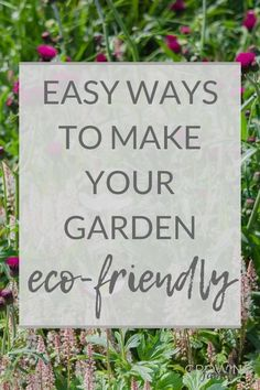 Easy sustainable gardening: eco-friendly gardening tips for greener gardens - Growing Family Compost Bags, Green Garden, Garden Plants, Gardening Supplies, Gardening Tips, Plant Pests, Sustainable Gardening, Plant Labels