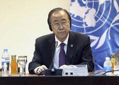 Ban Moon asikitishwa na mapigano Yemen Un Security, Palestine, Moon, Bras, The Moon