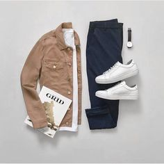 Outfit Ideas For Men: Stylish Mens Clothes That Any Guy Would Love Stylish Mens Outfits, Casual Outfits, Men Casual, Fashion Outfits, Stylish Clothes, Clothing Hacks, Mens Clothing Styles, Clothing Ideas, Mens Fashion Online