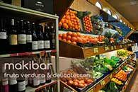 MAKIBAR ETA ABAR - Fruta, Verdura y productos delicatesen en Azpeitia