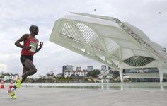 Maratona museu do amanhã (Foto: Reuters)