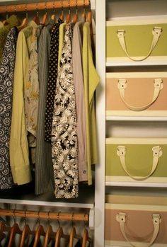 organized _ closet