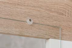Obývačka ALFONSO vo vyhotovení dub wotan/biela supermat Belly Button Rings, Belly Rings, Belly Button