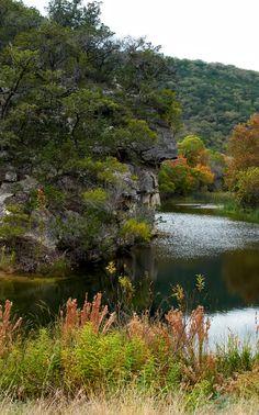 Lost Maples State Park. Vanderpool, Texas.
